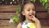 Shahid Kapoor's daughter Misha is a big little girl now. Doesn't fit in mom Mira Kapoor's frame