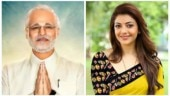 Vivek Oberoi thanks Kajal Aggarwal in emotional note: Wish more people supported PM Narendra Modi