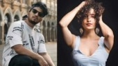 Asli Gully Boy Naezy makes Sanya Malhotra burn the dance floor on Aafat Wapas. Watch video