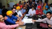 BJP's Sunny Deol files nomination from Gurdaspur