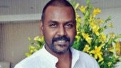 Raghava Lawrence tells fan hanging from crane to pour milk on poster: Do not take such risks