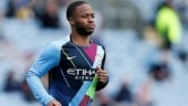 Raheem Sterling wins Footballer of the Year award from Football Writers' Association