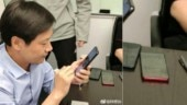 First look at Redmi phone with Snapdragon 855 processor, pop-up selfie camera