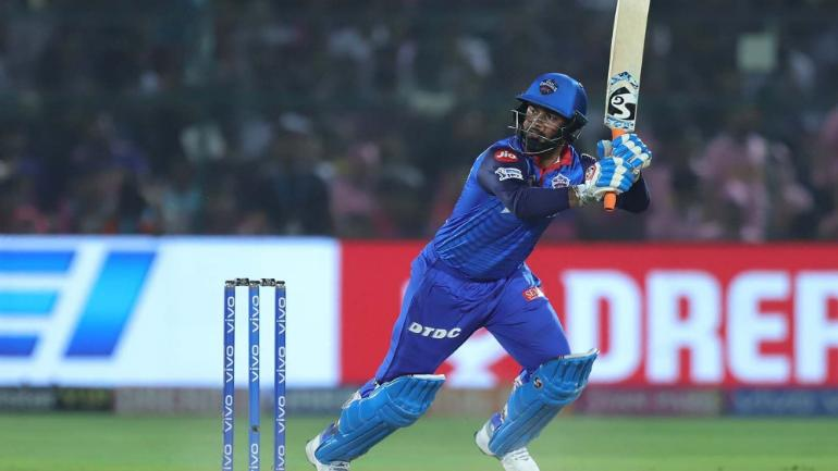 Rishabh Pant smashed a match-winning 78* off 36 balls against Rajasthan Royals on Monday.