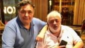Rishi Kapoor is cancer-free, announces filmmaker Rahul Rawail