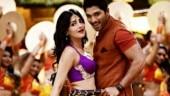 Shruti Haasan says Happy Birthday Allu Arjun with throwback pic from their first meet
