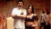 Sunny Leone thanks Mammootty and fans for loving her special song in Madhura Raja. See viral pic