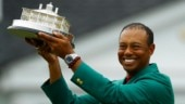 One of my biggest wins: Tiger Woods after winning Masters, his first major in 11 years