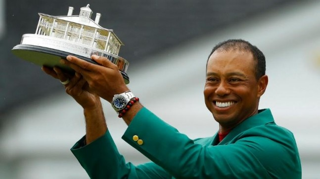 one of my biggest wins  tiger woods after winning masters