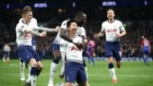 Premier League: Tottenham inaugurates new stadium with 2-0 win over Crystal Palace