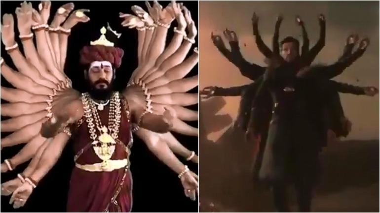 Dr Strange Fights Thanos Swami Nithyananda In Avengers Endgame India