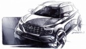 Hyundai Venue first design sketches unveiled, might be priced between Rs 8 lakh and Rs 12 lakh