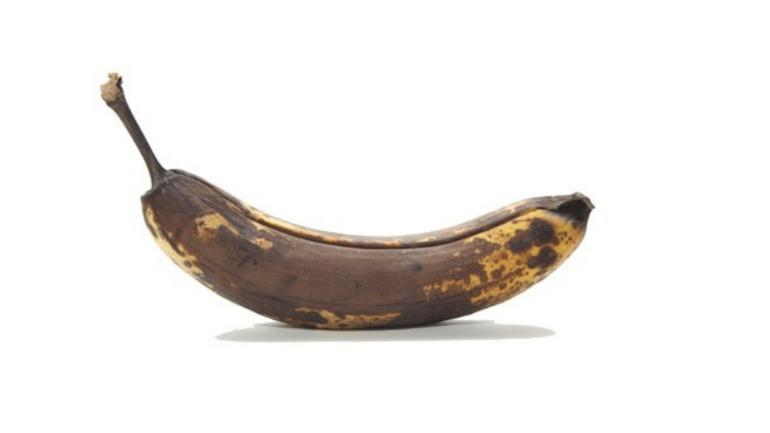 Today is Banana Day  Eat an overripe banana! It has special