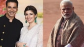 Akshay Kumar reacts to PM Narendra Modi's comment on Twinkle Khanna: I did not know where to look
