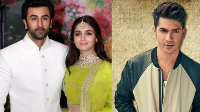 This video of Alia Bhatt accidentally calling Varun Dhawan as Ranbir is the cutest thing you'll see today