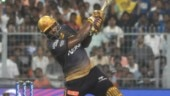 Andre Russell 2nd player after Chris Gayle to hit 50 sixes in an IPL season