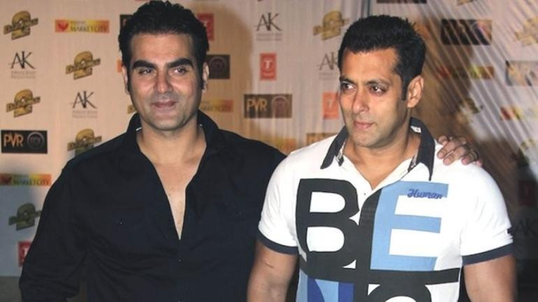 Arbaaz Khan: I am getting work on my own merit, not because I am Salman  Khan's brother - Movies News