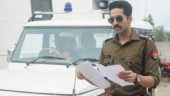 Article 15: Ayushmann Khurrana is the most realistic cop in film wrap still. See pic