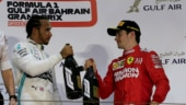 Bahrain GP: Lucky Hamilton grabs first win after Leclerc's Ferrari faces engine trouble