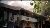 Mumbai: Fire breaks out at Matunga Big Bazaar outlet