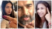 Lok Sabha Polls 2019: Bollywood shows inked finger on social media. See pics