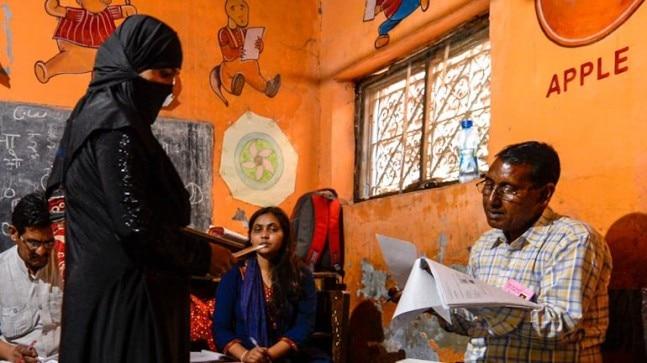 Burqa becomes polarising symbol for politicians in Uttar Pradesh