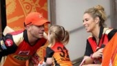 The girls and I are proud of you: Wife Candice's emotional message for David Warner