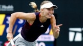 Charleston Open: Wozniacki sets up final vs Keys after crushing win over Martic