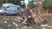 Chhattisgarh: Naxals attack BJP convoy in Dantewada, MLA Bheema Mandavi, 4 others killed