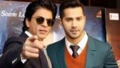 Varun Dhawan reveals Shah Rukh Khan's reaction after watching his character in Kalank teaser