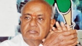 Not going to retire, will be by Rahul Gandhi's side when he becomes PM: Deve Gowda
