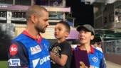 IPL 2019: Pant gives cake facial to Dhawan, Zoravar as DC celebrate big win over KKR