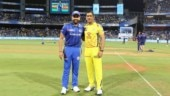 IPL 2019: MS Dhoni ruled out of CSK vs MI match with fever