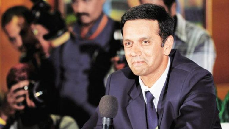 Why Rahul Dravid cannot cast his vote?