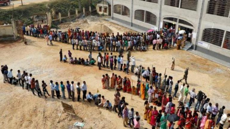 Lok Sabha election 2019 phase 2: How to find your polling