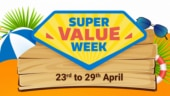 Flipkart Super Value Week starts April 23: What are the offers and how can you claim them