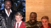 Chris Gayle shares throwback picture with Sam Curran: Special moment for any youngster