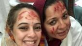 Love you, Shabo: Hazel Keech thanks Yuvraj Singh's mother for nose surgery