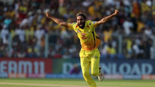 IPL 2019: CSK star Imran Tahir sheds light on trademark running celebration