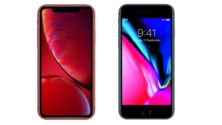 207c69591ed71c iPhone XR vs iPhone 8: Which is the best iPhone to buy at Rs 60,000 ...