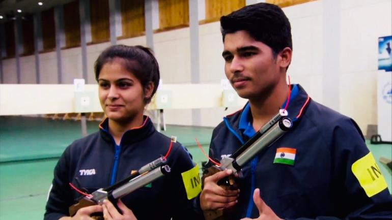 ISSF World Cup: India end campaign with 3 golds, 1 silver