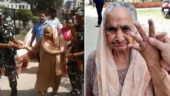 CRPF soldiers help Jammu woman, 83, vote. Watch heartwarming video