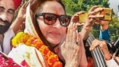 Jaya Prada returns to constituency, bats for PM and her new party
