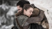 Game of Thrones: George RR Martin originally planned romance between Arya Stark and Jon Snow