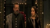 Madhuri Dixit on reuniting with Sanjay Dutt in Kalank: There was no awkwardness