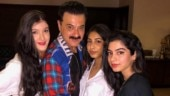 Khushi Kapoor and Shanaya Kapoor are Sanjay Kapoor's angels. See pics