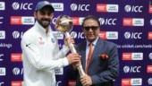 Virat Kohli proud as India win ICC Test championship mace for 3rd successive year