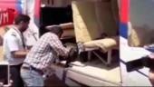 Karnataka Lok Sabha polls Phase 2: After Kumaraswamy's SUV, now EC checks his luggage and chopper