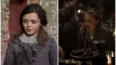 Game of Thrones star Maisie Williams aka Arya Stark feared getting fired on first day of shoot
