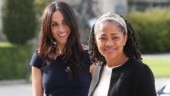 Meghan Markle's mother lands in London. Is pregnant Duchess ready to welcome Baby Sussex?